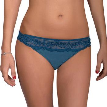 Ropa interior Mujer Tangas Luna Gothic brasileño de Azul