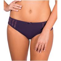 Ropa interior Mujer Shorty / Boxer Luna Shorty Midnight de Púrpura/naranja