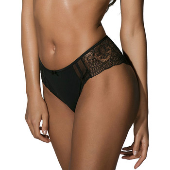 Ropa interior Mujer Tangas Luna Shorty Midnight Pearl Black
