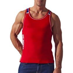 textil Hombre Camisetas sin mangas Code 22 Razor Back Sport Tank Top Code22 Arena