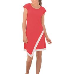 textil Mujer Vestidos cortos Lisca Vestido de playa Ischia Arena