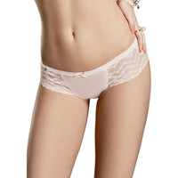 Ropa interior Mujer Shorty / Boxer Lisca Microfibra Shorty Sparkle Cheek de Amarillo