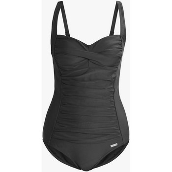 textil Mujer Bañador Lascana Traje de baño adelgazante 1 pieza TK-5 tazas negras B a E Pearl Black