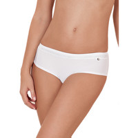 Ropa interior Mujer Shorty / Boxer Lisca Pearl  Invisible Shorty Blanco