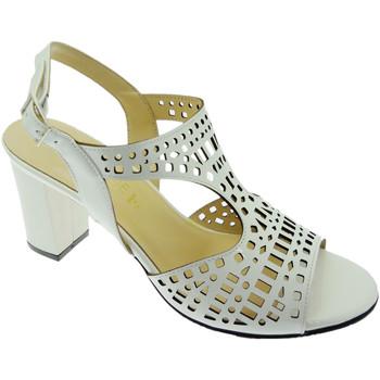 Zapatos Mujer Sandalias Soffice Sogno SOSO8130bi bianco