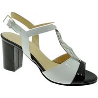 Zapatos Mujer Sandalias Soffice Sogno SOSO8133bi bianco