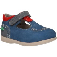 Zapatos Niño Derbie & Richelieu Kickers 413124-10 BABYFRESH Azul