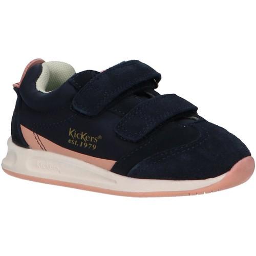 Kickers 686290-10 KICK 18 BB Azul - Envío gratis   ! - Zapatos Multideporte Nino