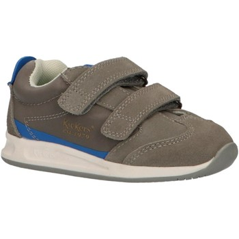 Zapatos Niños Multideporte Kickers 686290-10 KICK 18 BB Gris