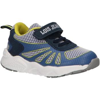 Zapatos Niño Multideporte Lois Jeans 46078 Azul