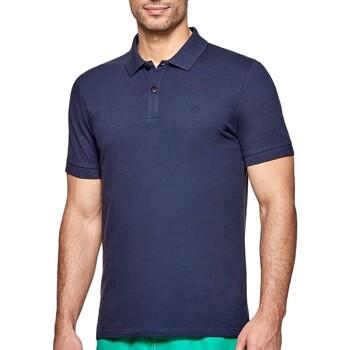 textil Hombre Polos manga corta Impetus 7305G05 E97 Azul