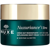 Belleza Mujer Antiedad & antiarrugas Nuxe Nuxuriance Ultra Crème Nuit Redensifiante  50 ml