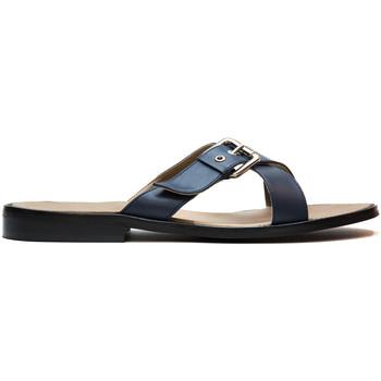 Zapatos Hombre Zuecos (Mules) Nae Vegan Shoes Nicco azul