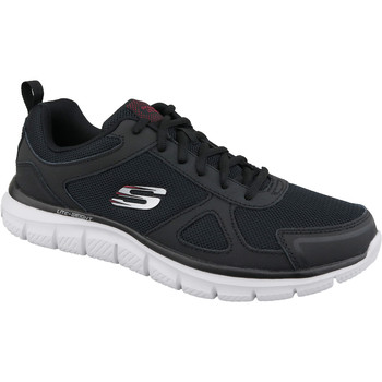 Zapatos Hombre Running / trail Skechers Track-Scloric 52631-BKRD