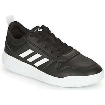 Zapatos Niño Zapatillas bajas adidas Originals VECTOR K Negro