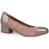 Zapatos Mujer Zapatos de tacón Calzamedi S CONFORT SEÑORA BEIGE