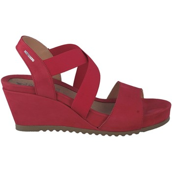 Zapatos Mujer Sandalias Mephisto GIULIANA Rojo