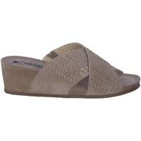 Zapatos Mujer Zuecos (Mules) Mephisto MELODIESPARK Beige