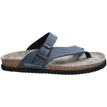 Zapatos Mujer Sandalias Mephisto NIELS Azul