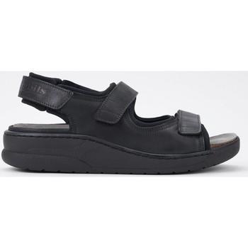 Zapatos Mujer Sandalias de deporte Mephisto VALDEN Negro