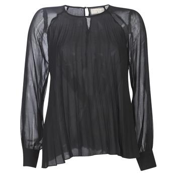 textil Mujer Tops / Blusas Moony Mood LAURA Negro
