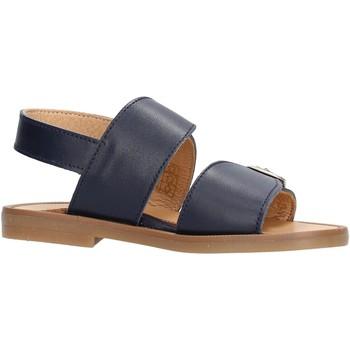Zapatos Niño Sandalias Platis - Sandalo blu P4001-10 BLU