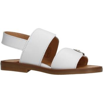 Zapatos Niño Sandalias Platis - Sandalo bianco P4001-15 BIANCO