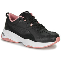 Zapatos Mujer Zapatillas bajas Puma WNS CILIA LUX N Negro