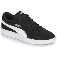 Zapatos Hombre Zapatillas bajas Puma PUMA SMASH V2 Negro