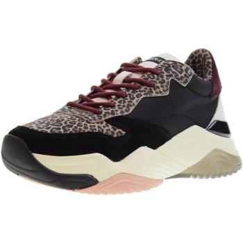 Zapatos Mujer Zapatillas bajas Crime London  Negro