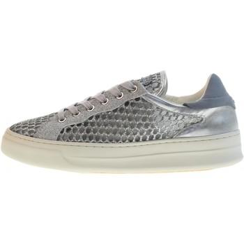 Zapatos Mujer Zapatillas bajas Crime London  Plata