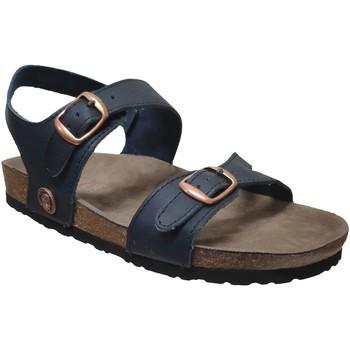 Zapatos Mujer Sandalias Romika Westland Juno Cuero azul marino
