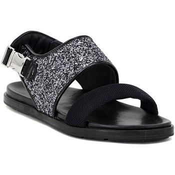 Zapatos Mujer Bailarinas-manoletinas Carmens Padova GLITTER FUMO     60,4