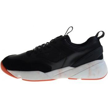 Zapatos Hombre Zapatillas bajas Cromier  Negro