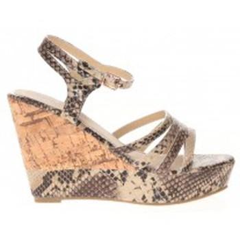 Zapatos Mujer Sandalias Cassis Côte d'Azur Sandales Manakine Beige Beige