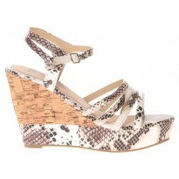 Zapatos Mujer Sandalias Cassis Côte d'Azur Sandales Manakine Blanc Blanco