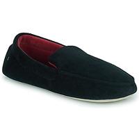 Zapatos Hombre Pantuflas Isotoner 96774 Negro