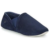 Zapatos Niño Pantuflas Isotoner 99520 Marino
