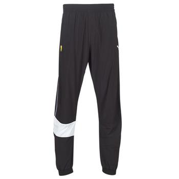 textil Hombre Pantalones de chándal Puma SF STREET WOVEN PTS.BLK Negro