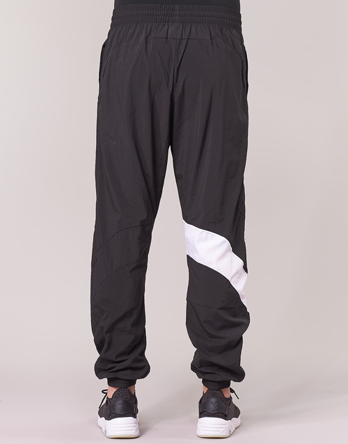 Street Sf Hombre Woven Puma De Textil Pantalones Chándal blk Negro Pts lTFK1Jc