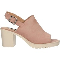 Zapatos Mujer Zuecos (Mules) MTNG 51095 Beige