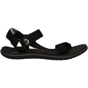 Zapatos Hombre Sandalias MTNG 84271 Negro