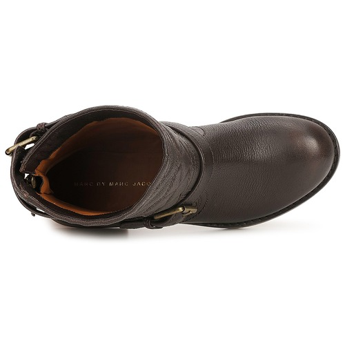 Zapatos Caña 626243 By Jacobs Marrón Baja Marc Mujer Botas De Pk80wOn
