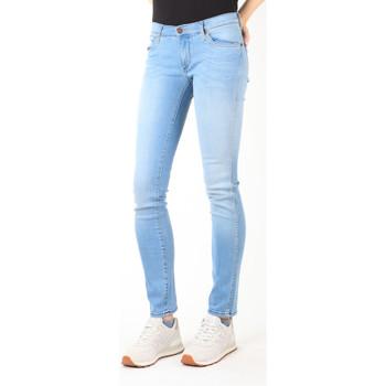 textil Mujer Vaqueros slim Wrangler Jeans  Blue Trace W22TF729D