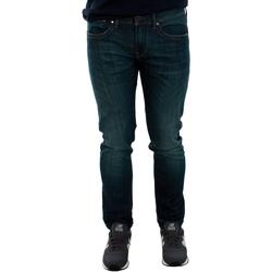 textil Hombre vaqueros slim Pepe jeans PM200823CE82 HATCH Azul oscuro