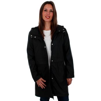 textil Mujer Cortaviento Vero Moda 10206601 VMFRIDAY 3/4 COATED JACKET BLACK Negro