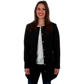 textil Mujer Chaquetas / Americana Vero Moda 10206999 VMTRENTO 3/4 JACKET BLACK Negro