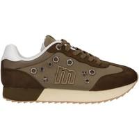 Zapatos Mujer Multideporte MTNG 69491 Verde