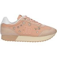 Zapatos Mujer Multideporte MTNG 69491 Beige