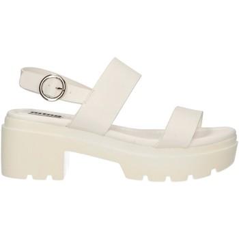 Zapatos Mujer Sandalias MTNG 50599 Blanco
